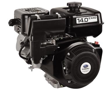 Бензиновый двигатель Subaru EX 40